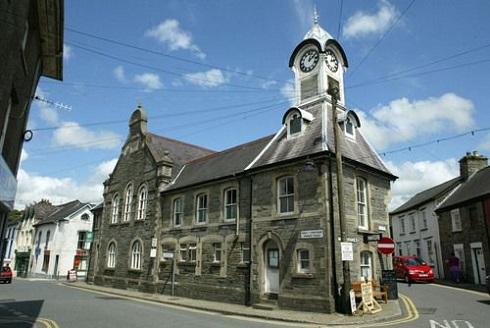 Cawdor Hall Newcastle Emlyn
