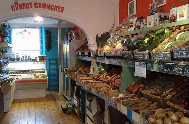 Newcastle Emlyn Shop