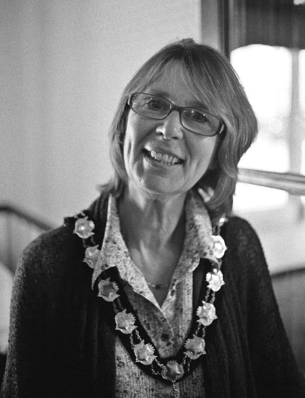 Maureen Webley -  Mayor 2008/09