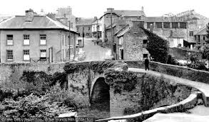 old photo of the bridge