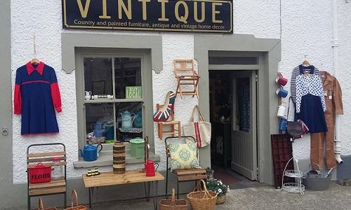 Vintique Shop Newcastle Emlyn